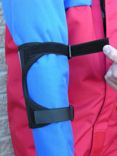 9c6bd5dd7d Warmbac Cavers Adjustable Knee Pads Warmbac Cavers Adjustable Elbow Pads